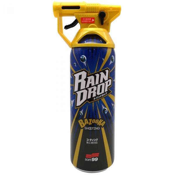 SOFT99 Rain Drop Bazooka Sprühversiegelung, 300ml