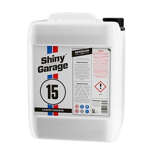 Shiny Garage Carpet Cleaner Teppichreiniger, 5L