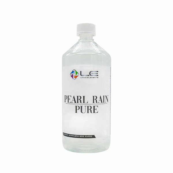 Liquid Elements Pearl Rain Autoshampoo, Pure, 1L