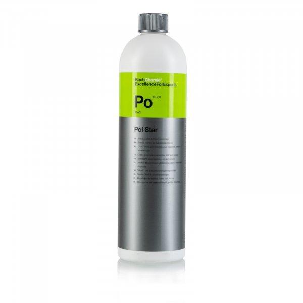 Koch Chemie Pol Star, Textil-, Leder & Alcantarareiniger (Po), 1L