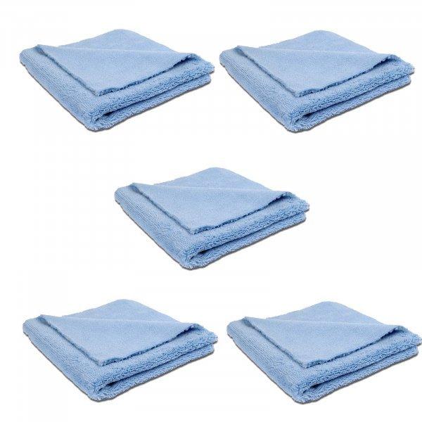 LE Blue Breeze Universal Mikrofasertuch [5 Stück]